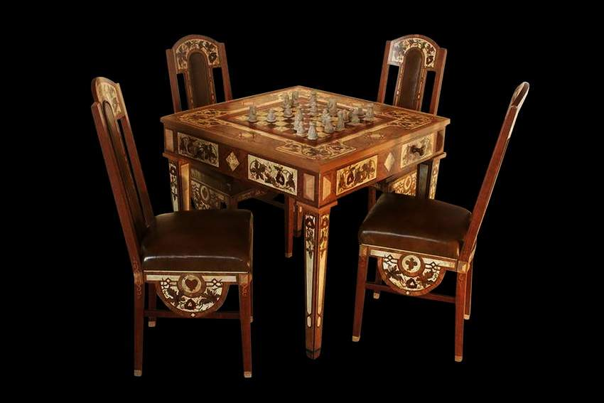 Mj luxury wood handmade Luxury wood furniture
